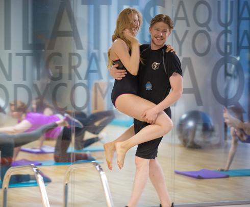 Никита Ефремов и Александра Бортич