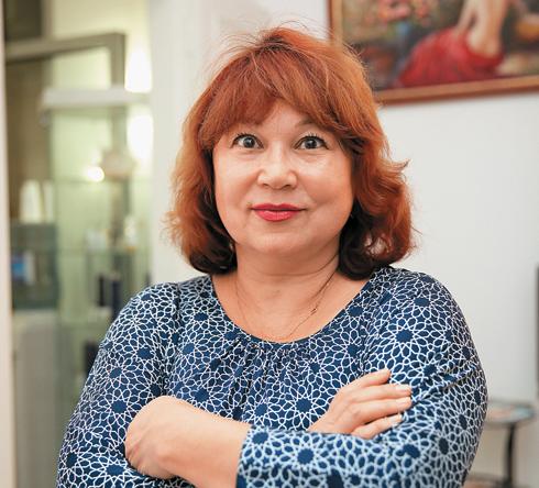 Галина Чернавина