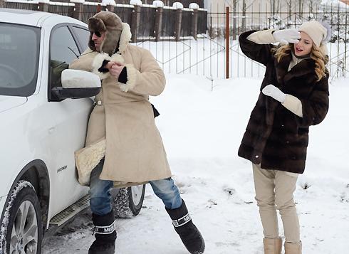 В новом сезоне у героя Дмитрия Нагиева появляется соседка Инга, которую играет Анна Невская