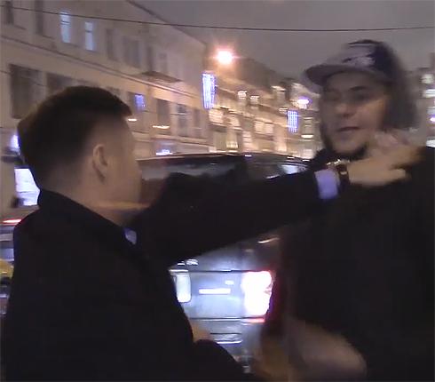 Алексей Немов прокомментировал драку с активистами движения «СтопХам»