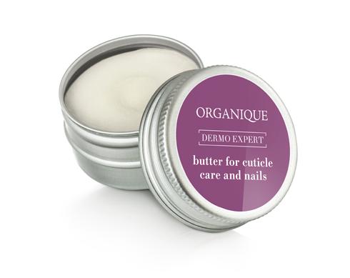 Твердое масло для ногтей и кутикулы, ORGANIQUE