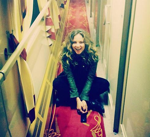 Маргарита Левиева едет в Москву