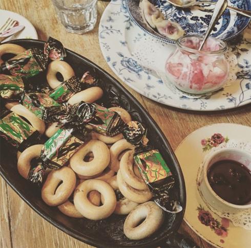 Мария Шарапова скучает по русским сладостям