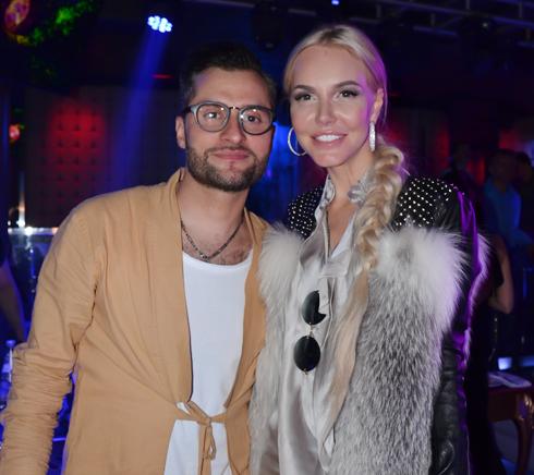 Иракли Пирцхалава и Маша Малиновская