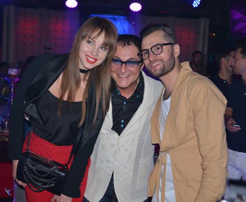 Иракли Пирцхалава и Дмитрий и Полина Дибровы