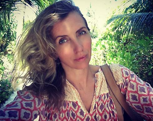 После развода Светлана Бондарчук решила сменить обстановку и улетела на Мальдивы