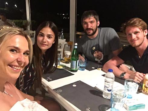 Пелагея и ее муж Иван Телегин (справа) скоро станут родителями?