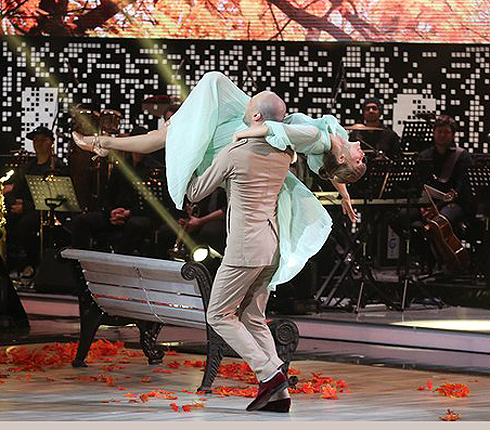 Шоу «Танцы со звездами» сделало из Евгения Папунаишвили настоящую звезду