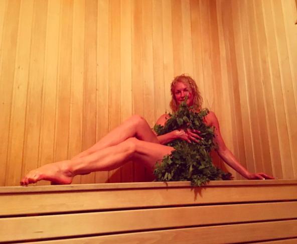 Новое фото Насти из бани поклонники сильно раскритиковали...