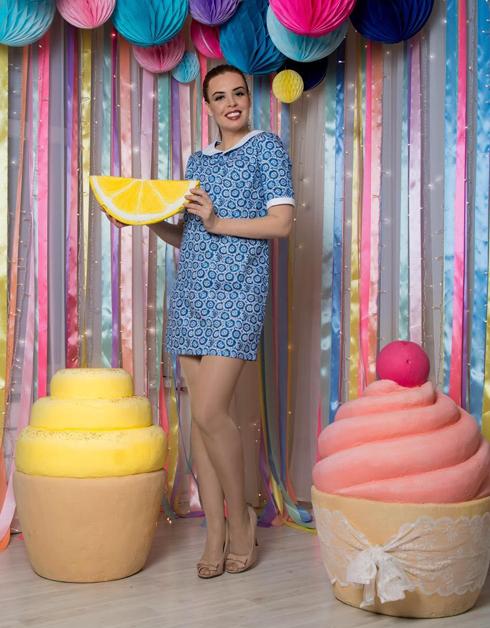 Ирина Рудоминская рекомендует худеть с помощью лимонной воды