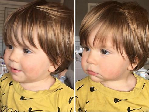 Младший сын Шакиры и Жерара Пике Саша