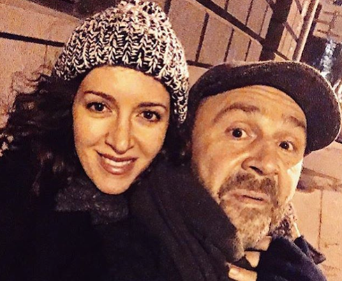 Сергей Шнуров не прячет от жены свой телефон