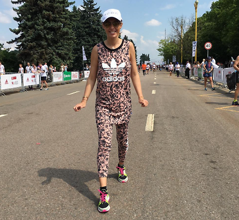 О беременности Собчак снова заговорили после благотворительного марафона Натальи Водяновой