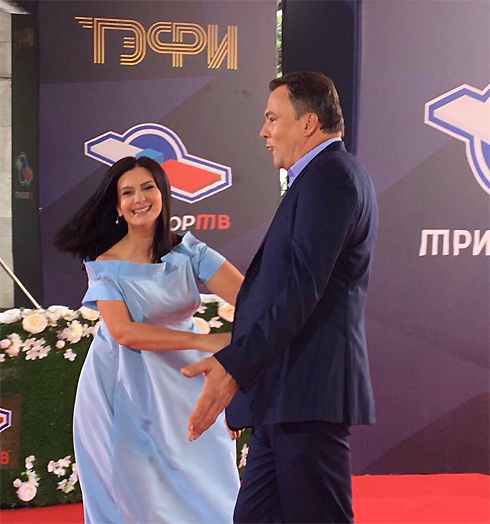 Екатерину Стриженову подозревают в беременности