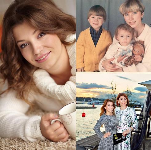 Роза Сябитова поздравила свою дочь с днем рождения, опубликовав архивные снимки