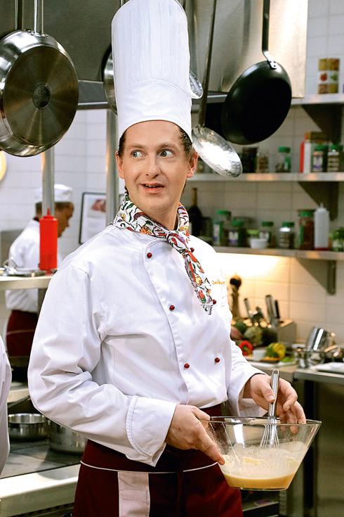 «Четыре года «Кухни» – это четыре года азарта и близкой дружбы между нами, актерами»