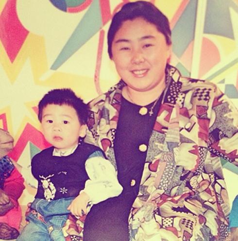 Анита Цой в 90-х