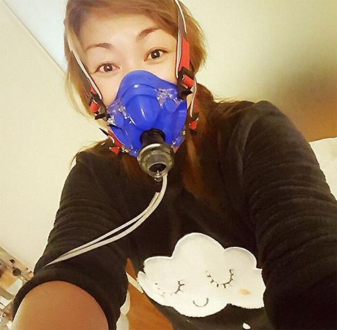 Анита Цой уже успела пройти детокс-курс в Италии