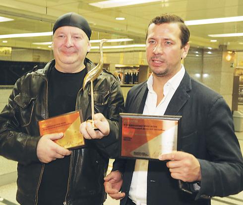 Андрей Мерзликин и Дмитрий Марьянов