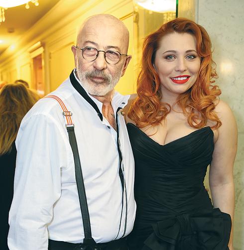Александр Розенбаум и Анастасия Спиридонова