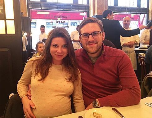 Сейчас Галина и Петр ждут первенца, который должен появиться на свет в начале апреля