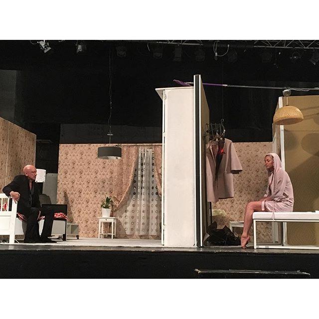 В пьесе много драматических моментов