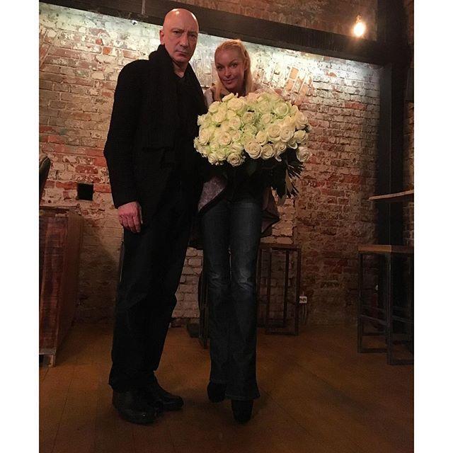 Волочкова играет в тандеме с актером Саидом Баговым