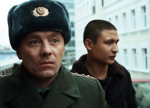 «Конвой» актер считает одной из лучших своих работ