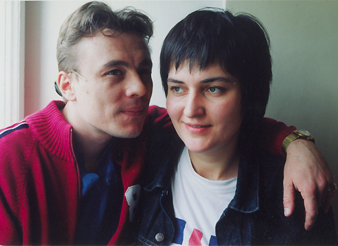 Со второй женой Натальей Олег прожил пятнадцать лет