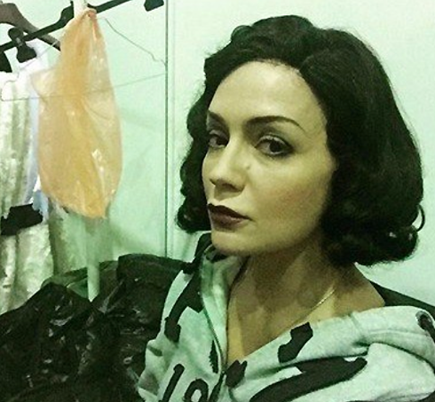 Татьяна Буланова превратилась в жгучую брюнетку