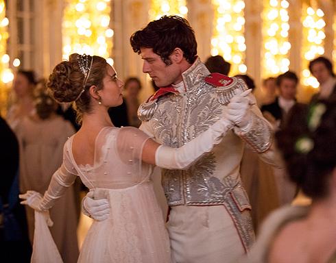 Лили Джеймс считает Наташу Ростову самым привлекательным романтическим персонажем в литературе