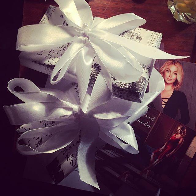 Анастасия Волочкова так и не раскрыла тайну подарка