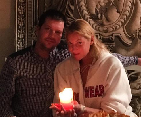 Анастасия Волочкова не скрывает нежных чувств к Михаилу