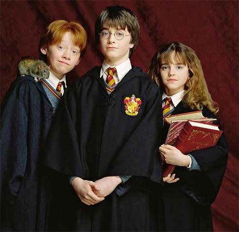Десять съемочных лет в картинах о Гарри Поттере превратили звездную троицу Руперта Грина, Дэниела Рэдклиффа и Эмму Уотсон в юных миллионеров