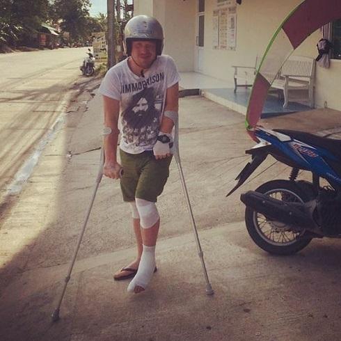 Актёр из«Реальных пацанов» объявил о собственной невиновности вДТП вТаиланде