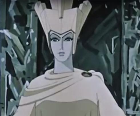 Советский мультфильм «Снежная королева»