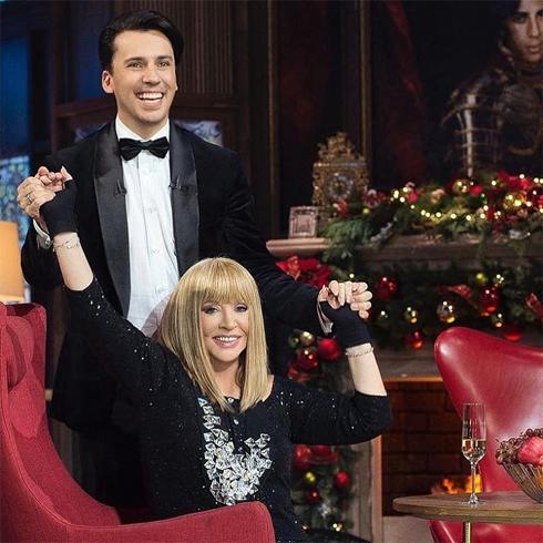 Новогодний эфир вызвал у зрителей неоднозначные эмоции