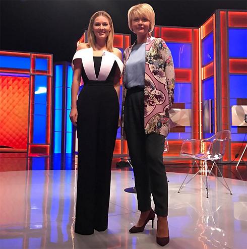 Мария Кожевникова стала гостьей шоу Юлии Меньшовой