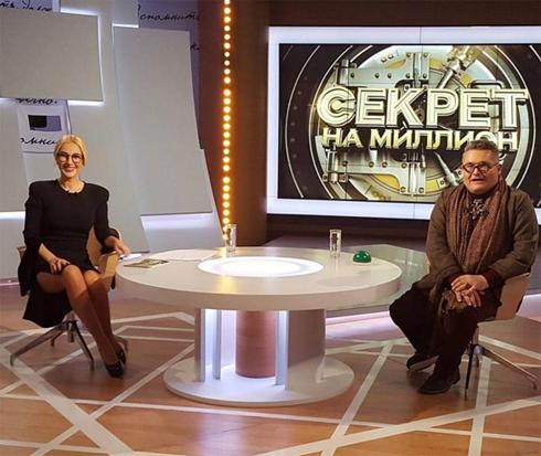 Александр Васильев продемонстрировал дочку напрограмме «Секрет намиллион»
