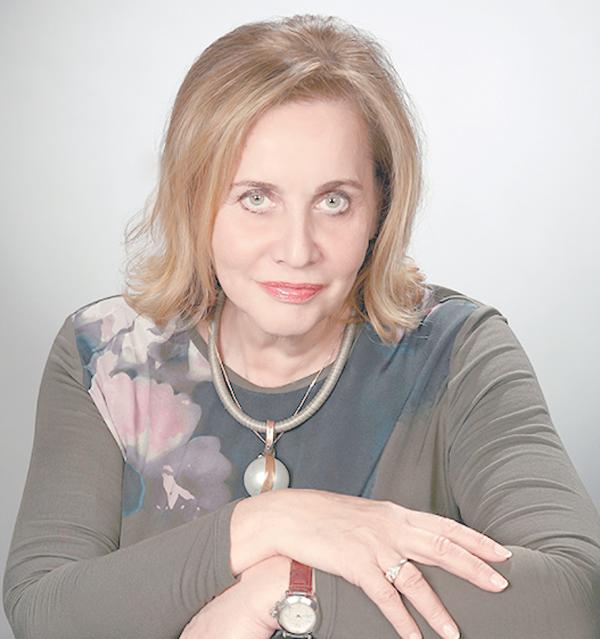 Профессор Алла Спиваковская