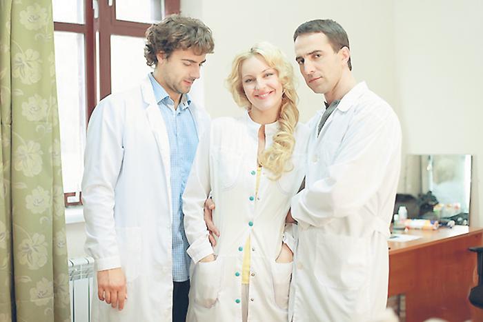 Музыка из сериала доктор зайцева