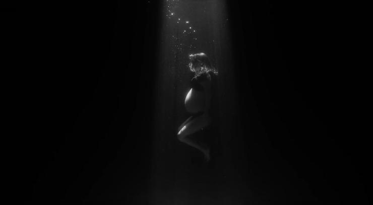 Джеймс Блейк выпустил музыкальный клип сбеременной Натали Портман