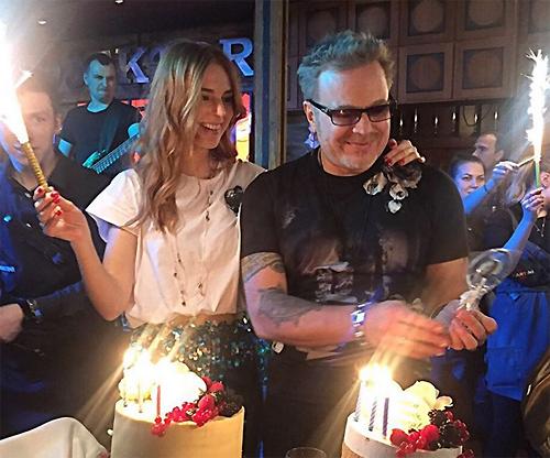 Недавно Владимиру Преснякову исполнилось 49 лет
