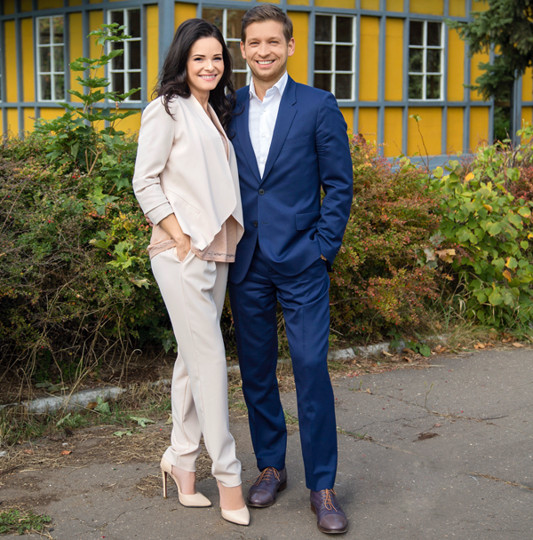 Анна и Дмитрий вместе уже два с половиной года, но не афишировали свои отношения