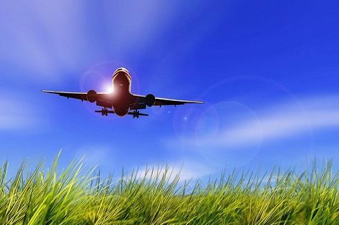 Выберите место в самолете