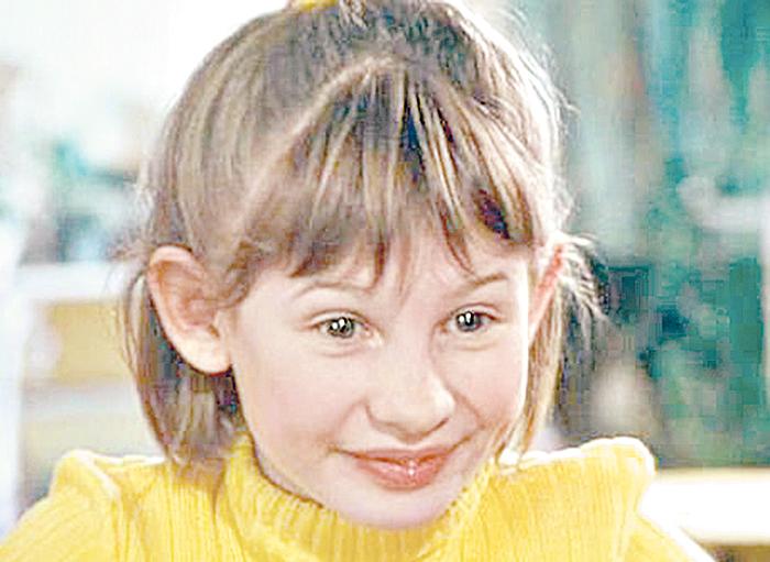 Свою кинокарьеру Анна начинала в журнале «Ералаш», из которого вышло немало российских звезд