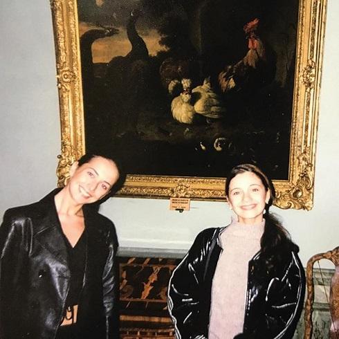 Вдень рождения Фриске Ольга Орлова обнародовала  ее«запретное» фото