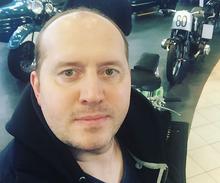 Сергей Бурунов: «Мотоциклы ми нравятся всю жизнь»