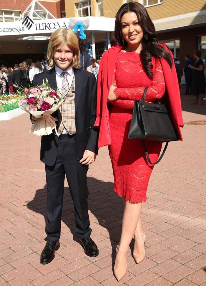 Дубцова с сыном фото