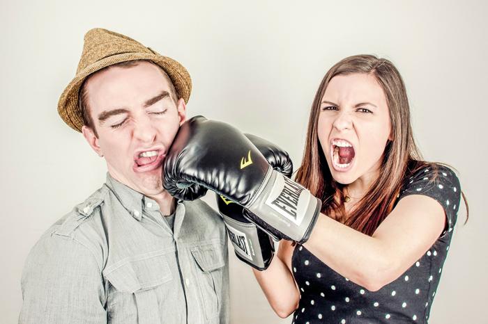Ссоры и споры с мужчиной: как решать конфликтные ситуации в отношениях — Психология